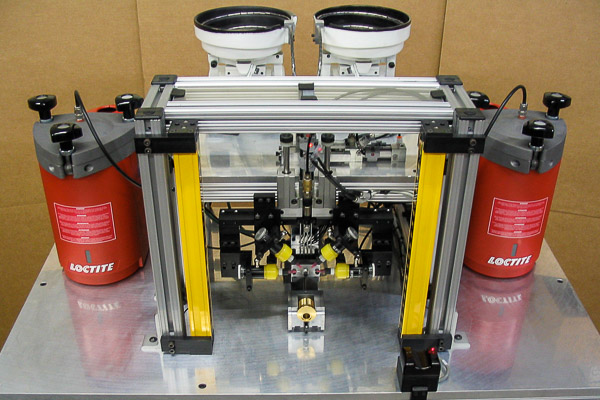 Custom Automatic Pin Insertion Systems Designed And